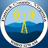 WHEO radio station in Stuart, VA