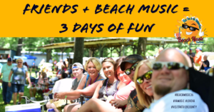 We Are Excited To Announce The Band Line Up For Hot Fun In Summertime S Beach Music Festival Held At Wayside Park Stuart Va